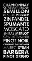 Wine List II Fine-Art Print