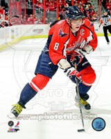 Alex Ovechkin 2012-13 Action Fine-Art Print