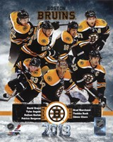 Boston Bruins 2012-13 Team Composite Fine-Art Print