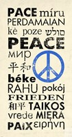 Peace Around the World Fine-Art Print