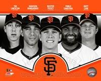 San Francisco Giants 2013 Team Composite Fine-Art Print