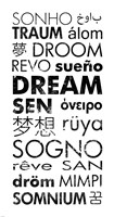 Dream Languages Fine-Art Print