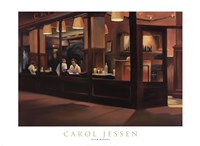 Cafe Europa Fine-Art Print