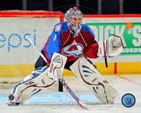 Semyon Varlamov 2012-13 Goalie Fine-Art Print