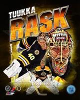 Tuukka Rask 2013 Portrait Plus Fine-Art Print