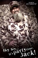 Duck Dynasty - Si Wall Poster