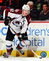 Gabriel Landeskog on Ice 2012-13 Fine-Art Print