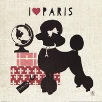 Paris Pooch Fine-Art Print