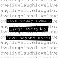 Live Every Moment Fine-Art Print