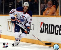 Ryan Smyth 2012-13 Action Fine-Art Print