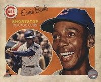 Ernie Banks 2013 Studio Plus Fine-Art Print