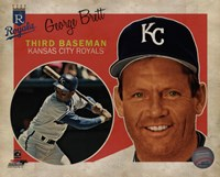 George Brett 2013 Studio Plus Fine-Art Print