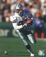Deion Sanders 1997 Action Fine-Art Print