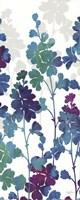 Mallow Blue Panel I Fine-Art Print