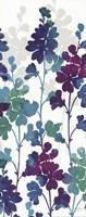 Mallow Blue Panel II Fine-Art Print