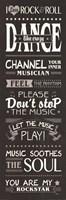 Music Lovers I Fine-Art Print