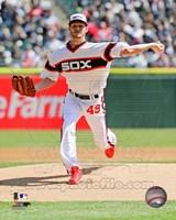 Chris Sale 2013 Chicago White Sox Fine-Art Print