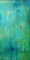 Blue Mountain Rain II Fine-Art Print