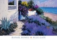 Blue Gate Fine-Art Print