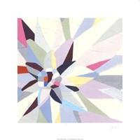 Geometric Dahlia I Fine-Art Print