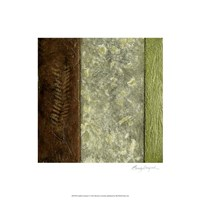Earthen Textures I Fine-Art Print