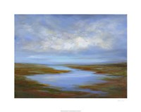 Pescadero Wetlands Fine-Art Print