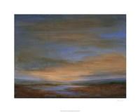 Wetlands Sunset Fine-Art Print