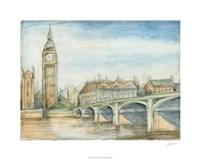 London View Fine-Art Print