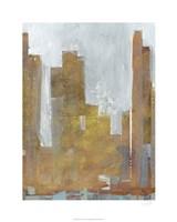 Urban Dawn I Fine-Art Print