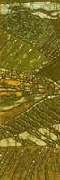 Vineyard Batik I Fine-Art Print