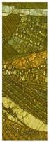 Vineyard Batik II Fine-Art Print