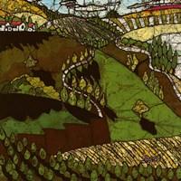 Cypress Road Fine-Art Print