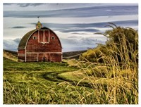 Palouse Barn Fine-Art Print