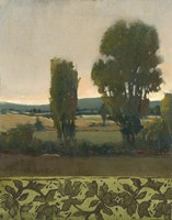 Peaceful Valley I Fine-Art Print