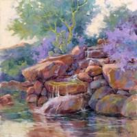 Desert Stream Fine-Art Print