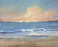 Sailing Breeze I Fine-Art Print