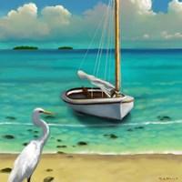 Sailing Serenity IV Fine-Art Print