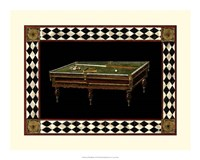 Let's Play Billiards I Fine-Art Print