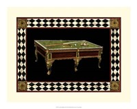 Let's Play Billiards II Fine-Art Print
