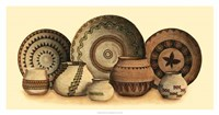 Hand Woven Baskets V Fine-Art Print