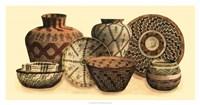 Hand Woven Baskets VI Fine-Art Print