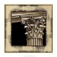 Architectural Schema II Fine-Art Print