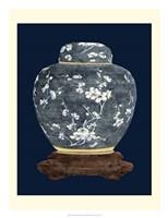 Blue & White Ginger Jar II Fine-Art Print