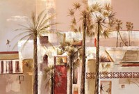 Palm Icon I Fine-Art Print