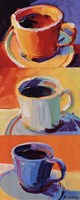 Three Cups o' Joe I Fine-Art Print