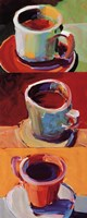 Three Cups o' Joe II Fine-Art Print