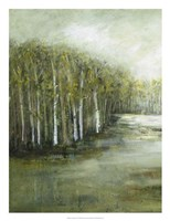 Tranquil Waters I Fine-Art Print