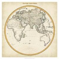 1812 Eastern Hemisphere Fine-Art Print