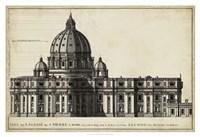 St. Peter's, Rome Fine-Art Print