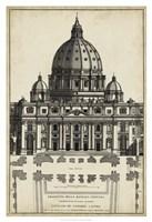 Basilica at the Vatican Fine-Art Print